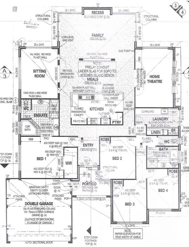 Life As We Know It House Building Plans House House Flooring Floor Plans
