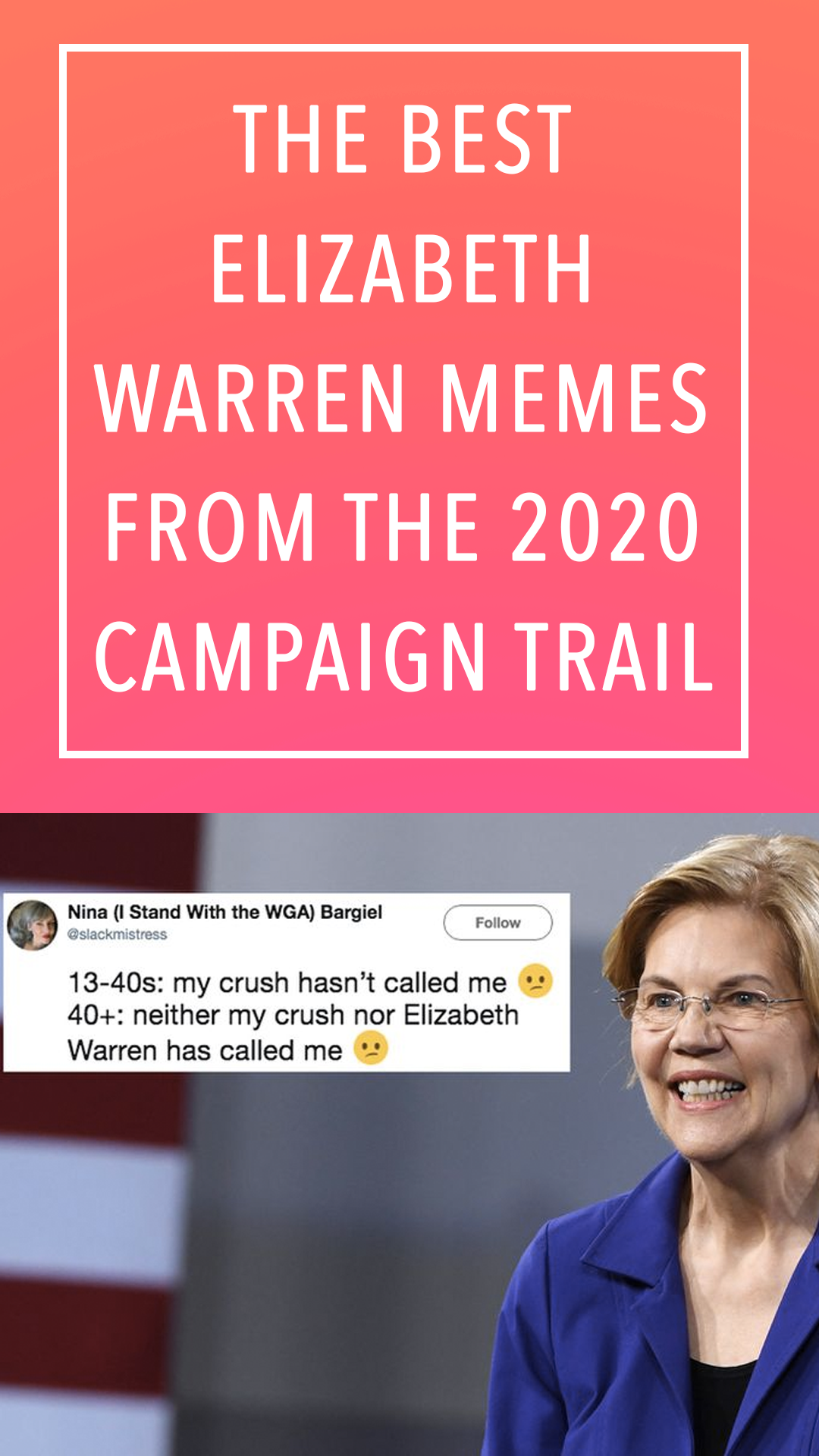 Best 2020 Memes.The Best Elizabeth Warren Memes From The 2020 Campaign Trail