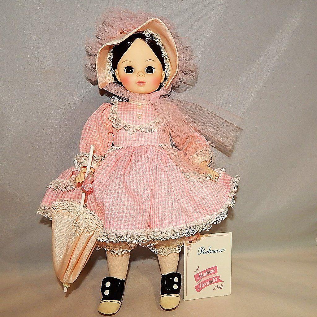 Madame Alexander Doll Rebecca | Buy vintage Madame Alexander Doll ...