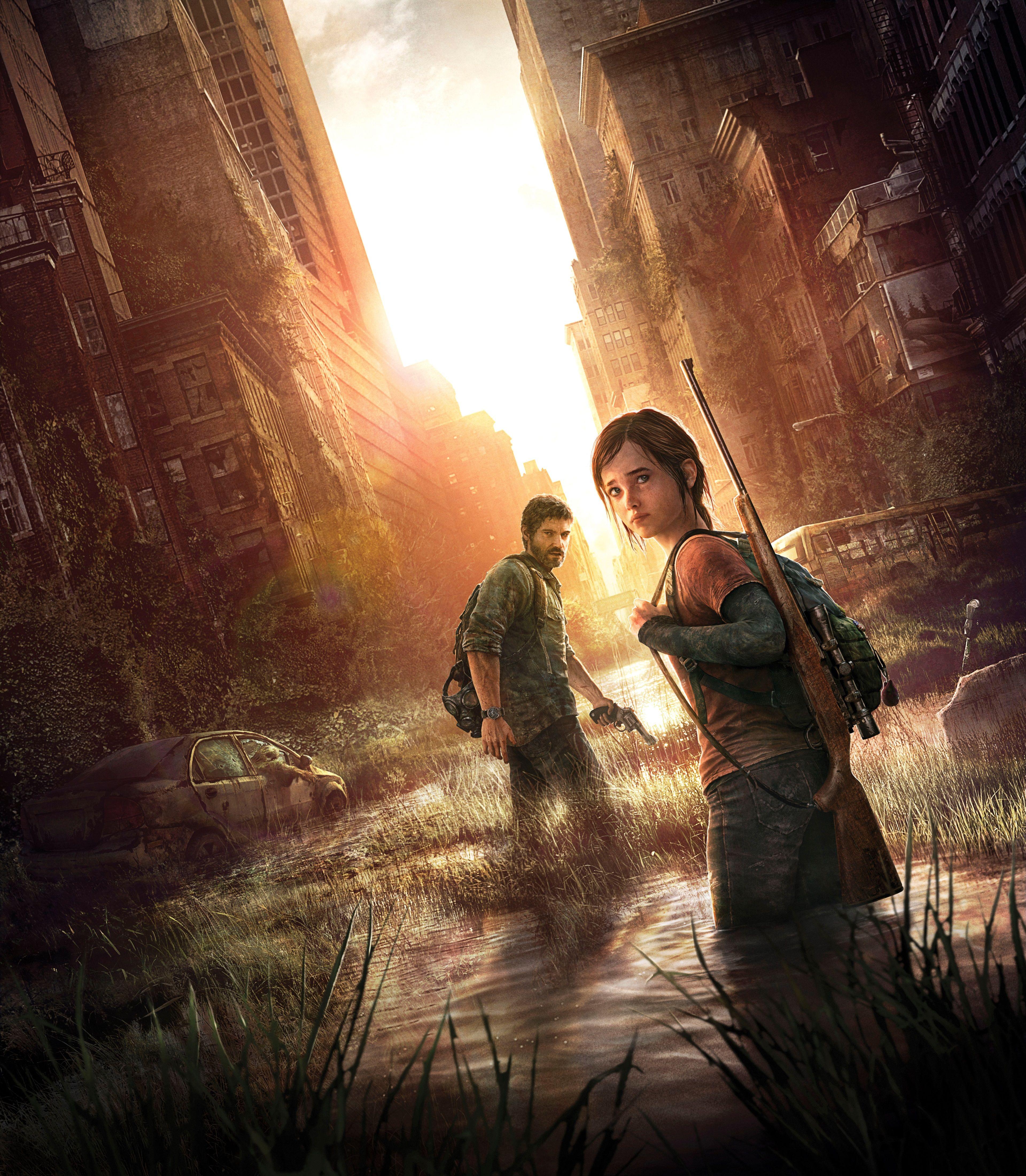 3840x4402 The Last Of Us 4k Desktops Wallpapers The Last Of Us The Last Of Us2 The Lest Of Us