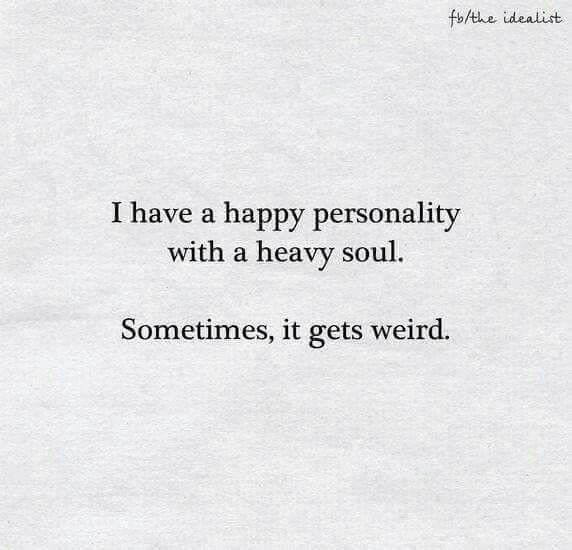 moi: Childlike heart -old soul...
