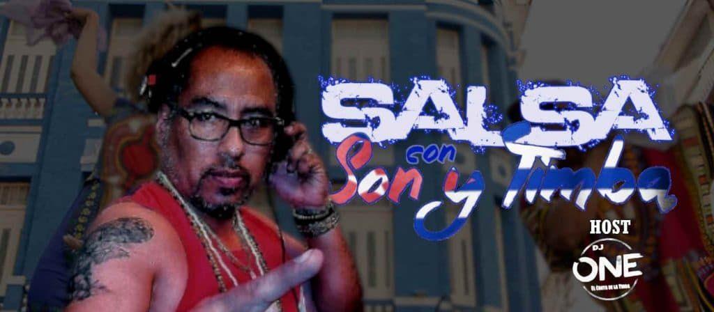Salsa con son y timba es un programa de radio por Internet conducido por el famoso Dj One, el Dj de la música cubana por excelencia en Cancún, México, este programa tiene como objetivo principal difundir la Música cubana y sus ritmos a todo el mundo. #djone #salsaconsonytimba #saokolatino #salsacubana #timbacubana #radiodetimba #salsaytimba #radioenvivo #timba