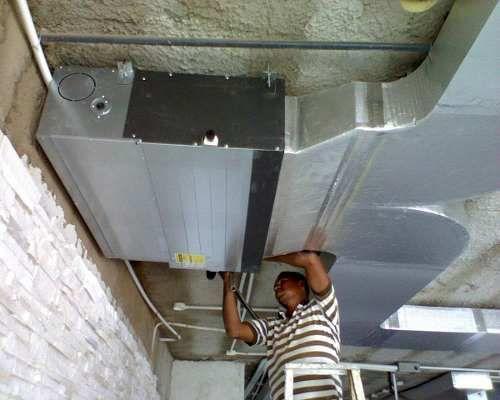 Aire Acondicionado Y Ductos Pytre P3ductal Acondicionado Aire