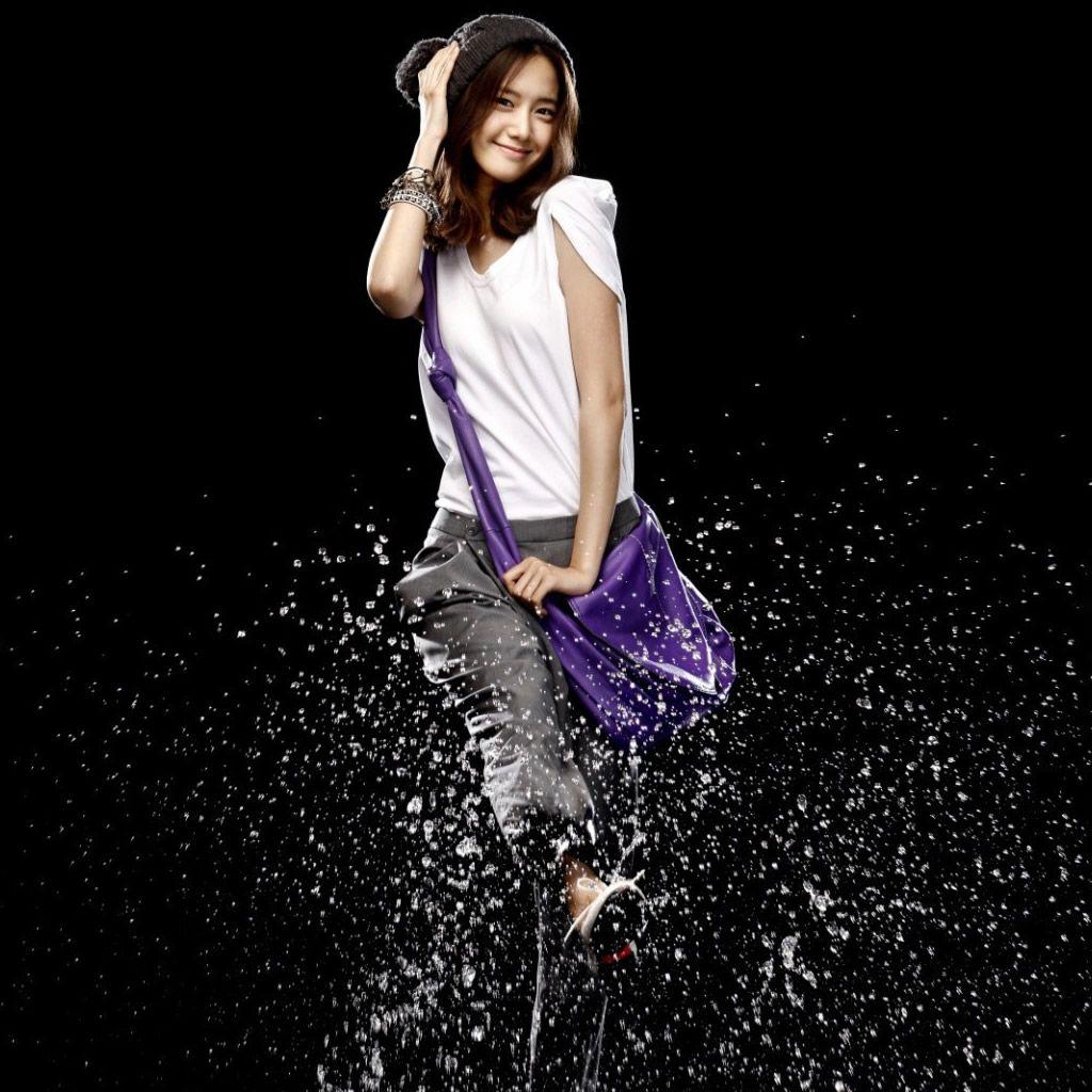 Yoona iPad Wallpapers Yoona, Ipad wallpaper, Glamour