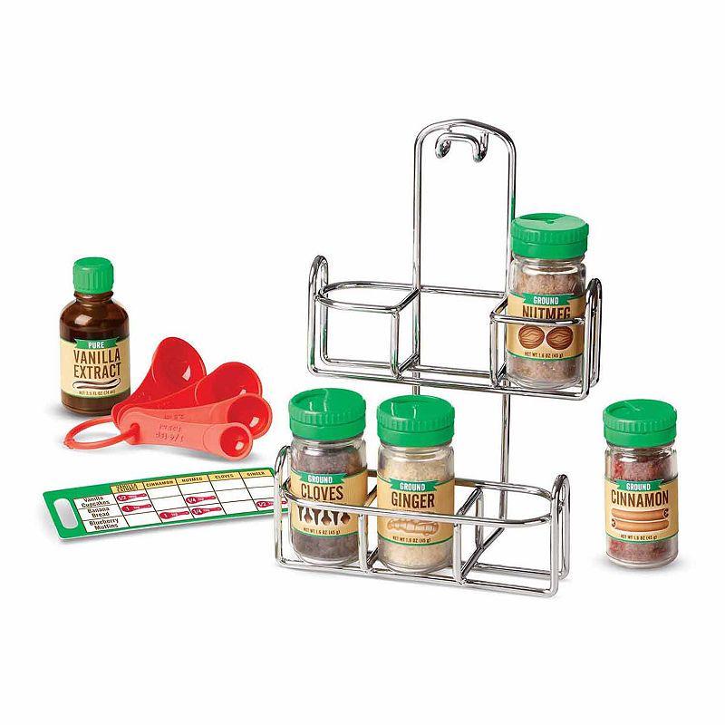 Melissa Doug Let S Play House Baking Spice Set Spice Set