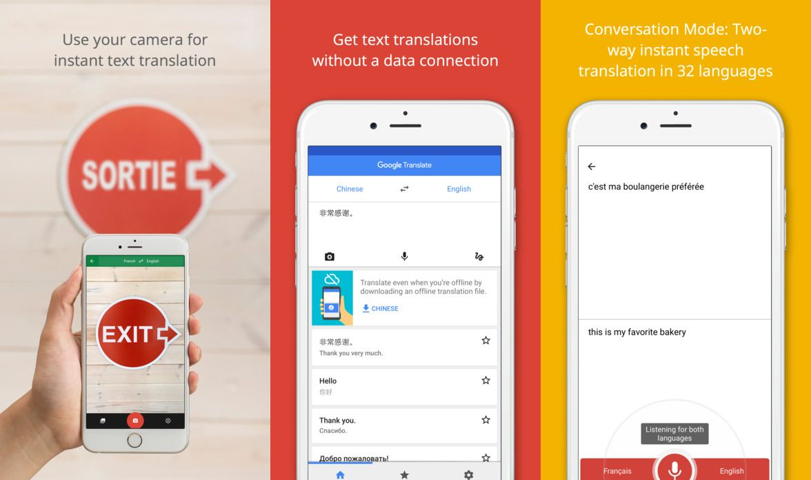 Google Translate Iphone apps free, Iphone apps, Free iphone
