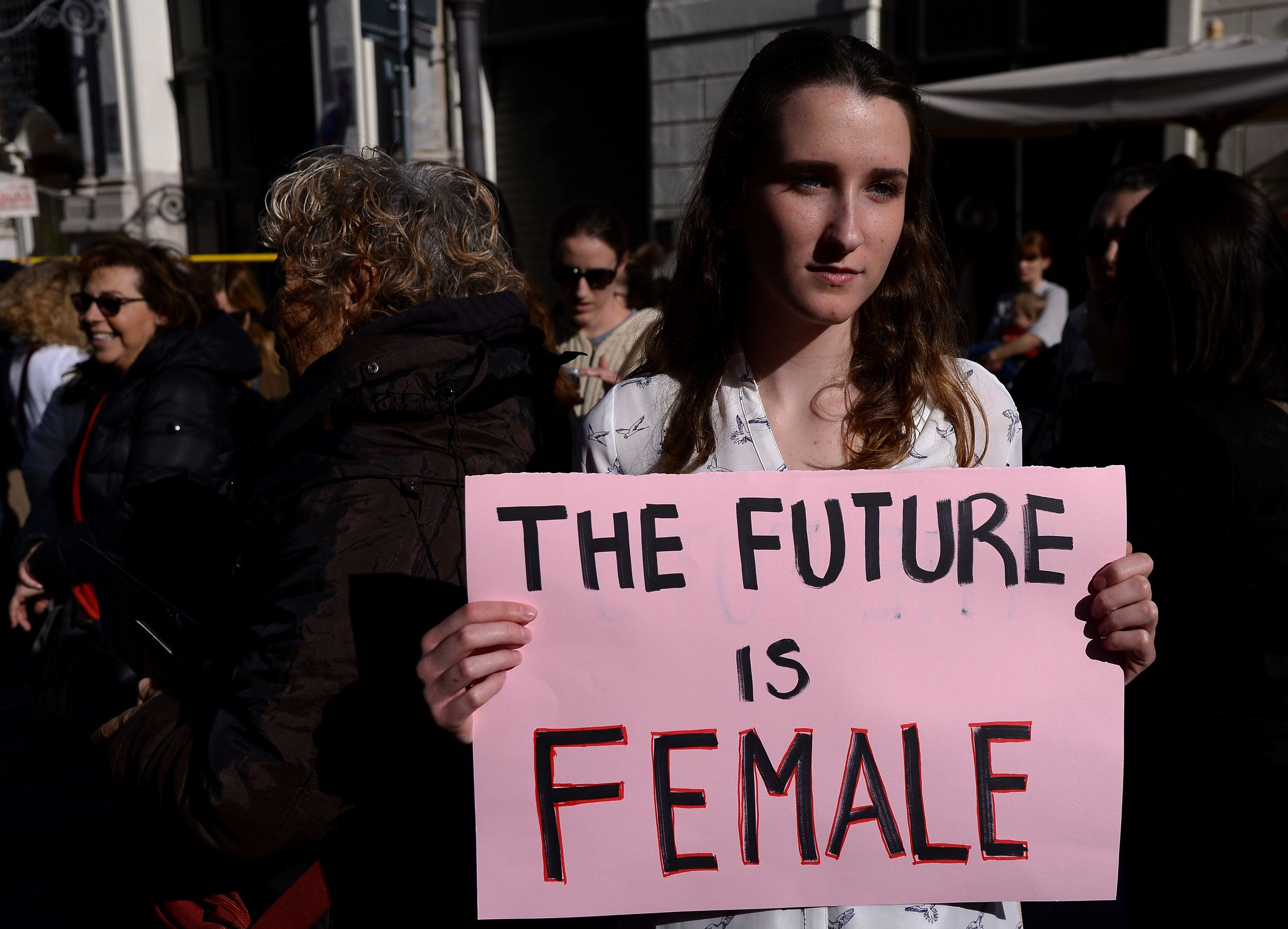 Women S March Aims To Harness Trump Opposition Womens March Women Womens Rights