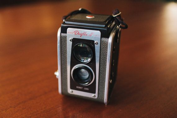 Kodak Dualflex Iv W Flash And Original Box Antique Shops Kodak The Originals