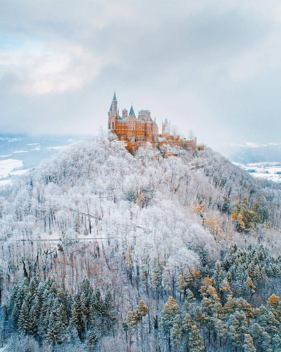 Myfairylily Burg Hohenzollern Germany Mblockk Hohenzollern Castle Fairytale Castle Travel And Leisure
