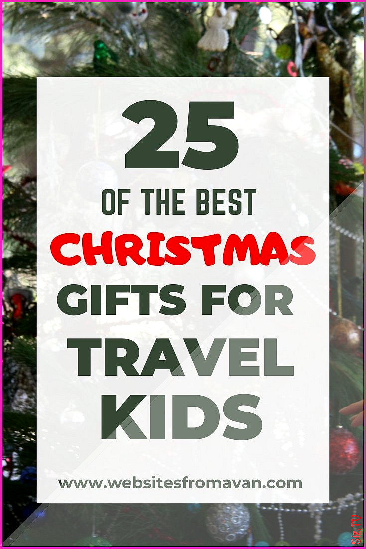 Christmas Gift Ideas For Kids Who Travel Our Kids Have Used All Of These Things On Our Trip Around A Cool Gifts For Kids Family Adventure Travel Toddler Travel