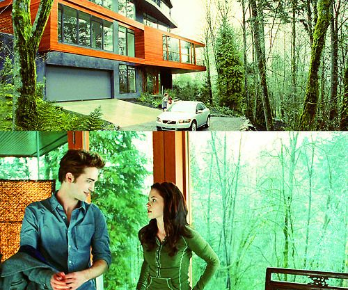 The Cullen S Amazing House Twilight Saga Series Twilight New Moon Twilight Pictures
