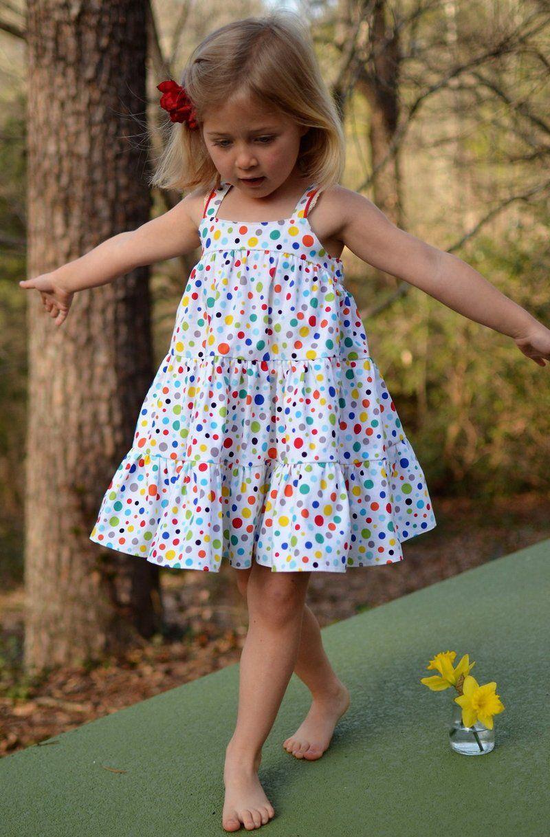 little girl summer dresses