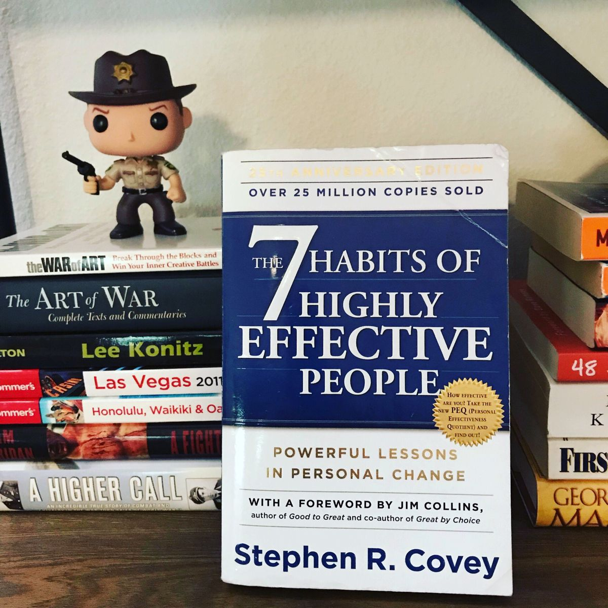 The 7 Habits Of Highly Effective People In