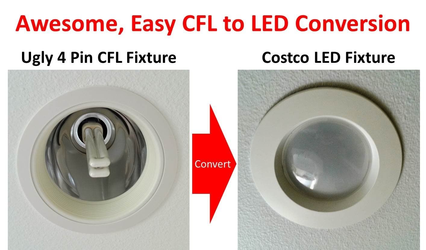 Cfl Bulb For Recessed Lighting