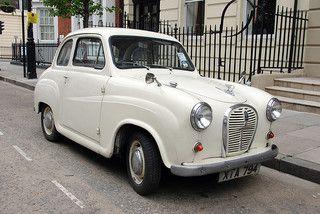 London Vehicles 1957 Austin A35 Austin Cars Vintage Cars Car Parts For Sale