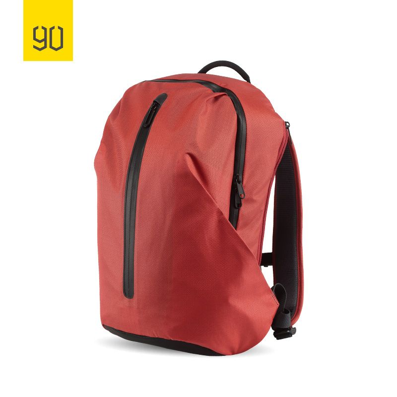 e7c0d9fd25fe Xiaomi 90 Fun All-weather Function City Backpack Women Mochila Waterproof  Notebook Computer Rucksack School Bag For Teenagers