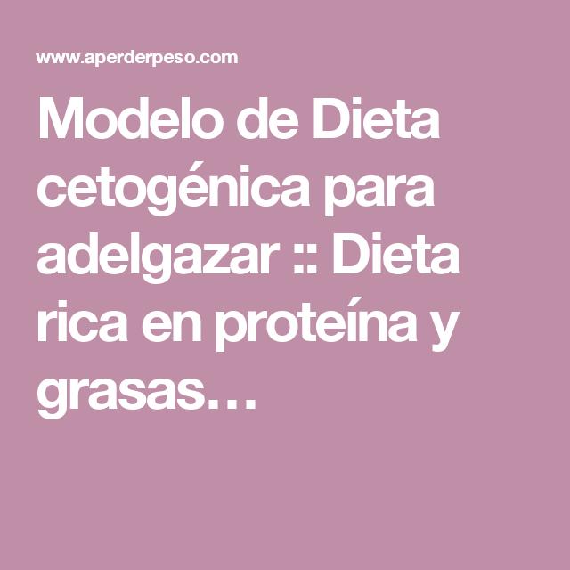 dieta proteica 30 dias