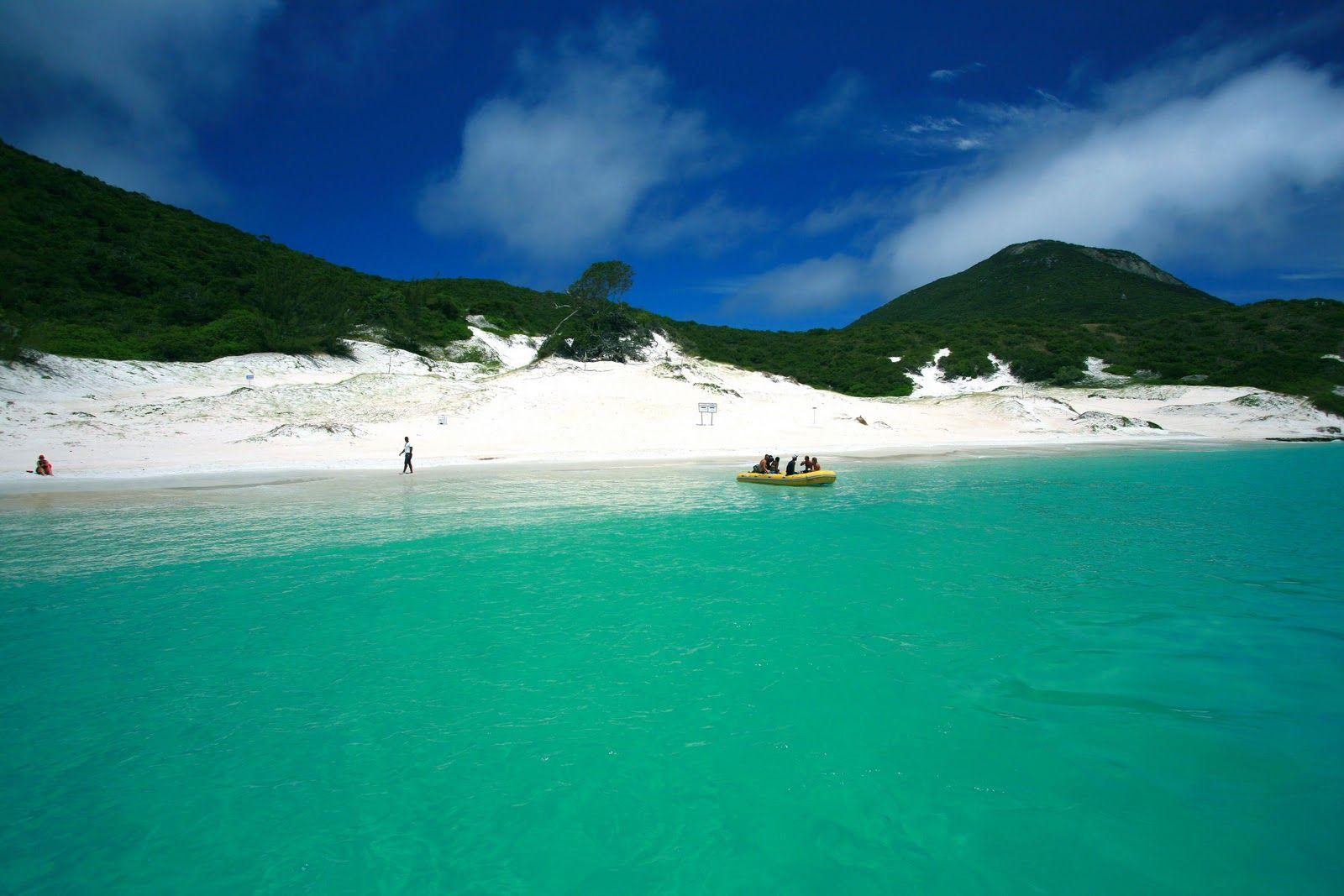 Praia Do Farol Ilha Do Mel Parana Arraial Do Cabo Arraial Do