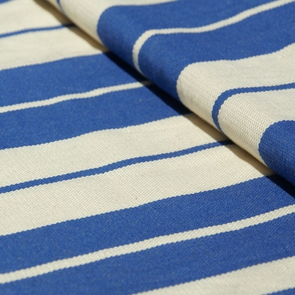 DIDYMOS-Babytragetuch Standard blau/natur