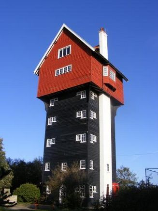 Awesome 10 Amazing Lookout Towers Converted Into Homes Nice Ideas