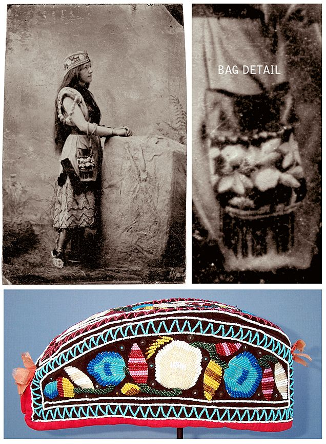 Historic Iroquois and Wabanaki Beadwork: Iroquois Beadwork in Old Photographs