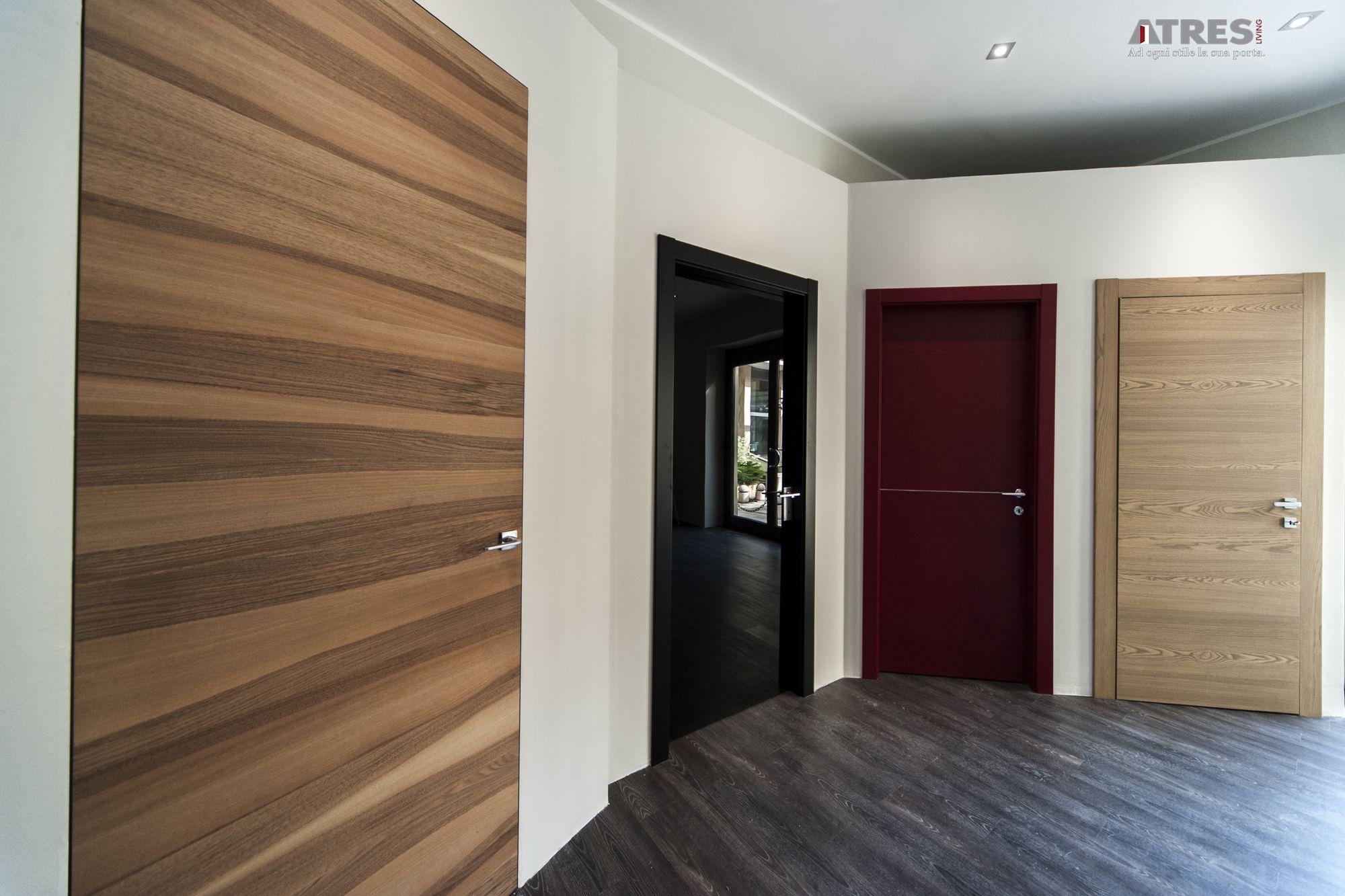 Alcune delle belle porte da interni di design esposte nel for Corso design interni milano