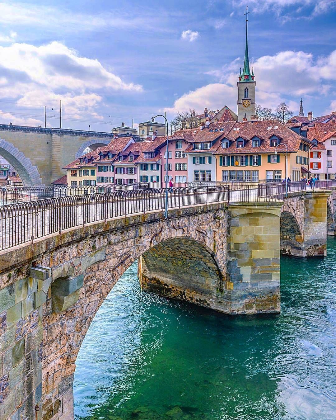 Old City View Bern Stadt Bern Schweiz Bern Schweiz