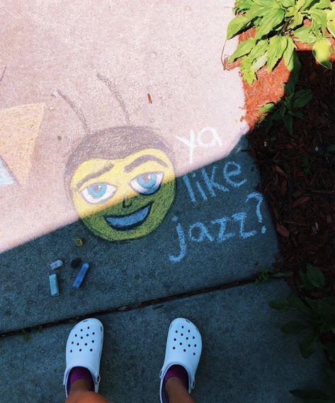 Pin Vivianxlovee Sidewalk Chalk Art Sidewalk Art Chalk Art