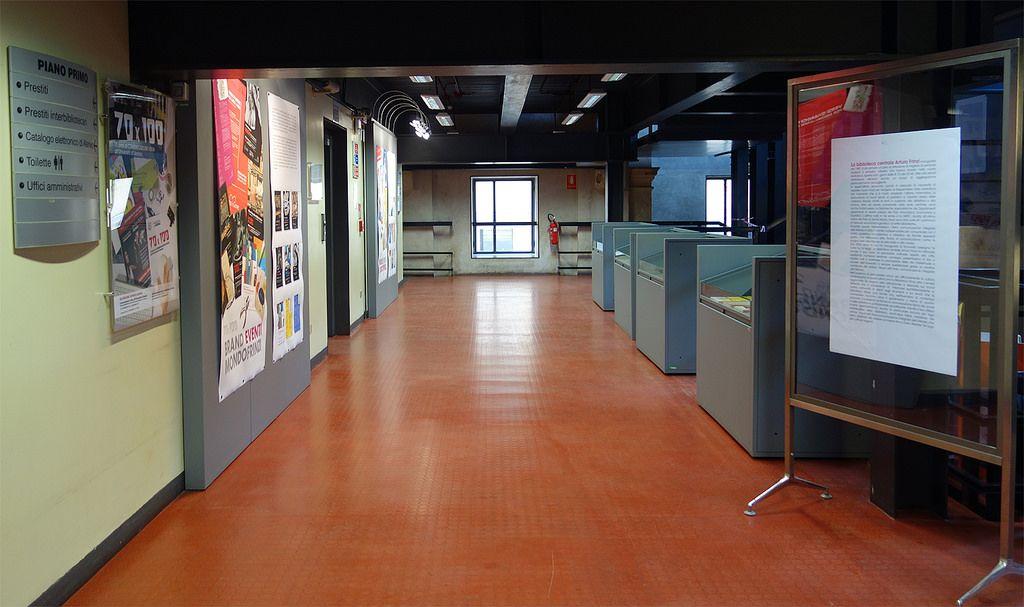 70x100 : 15 anni di COMUNICAZIONE VISIVA all'Università di Verona | Il ballatoio della Frinzi