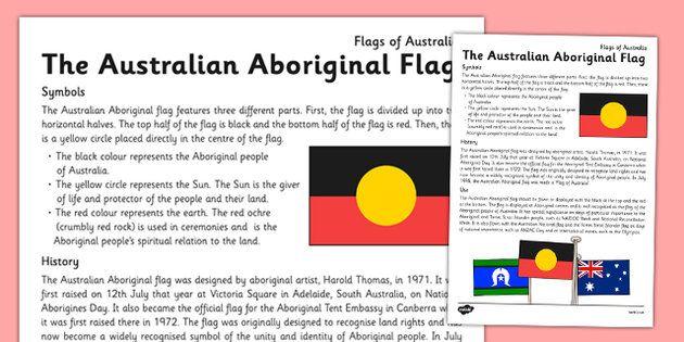 Flags Of Australia Australian Aboriginal Flag Information Flags