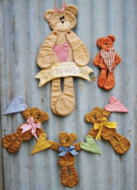 Dolls - Kookaburra Cottage Quilts