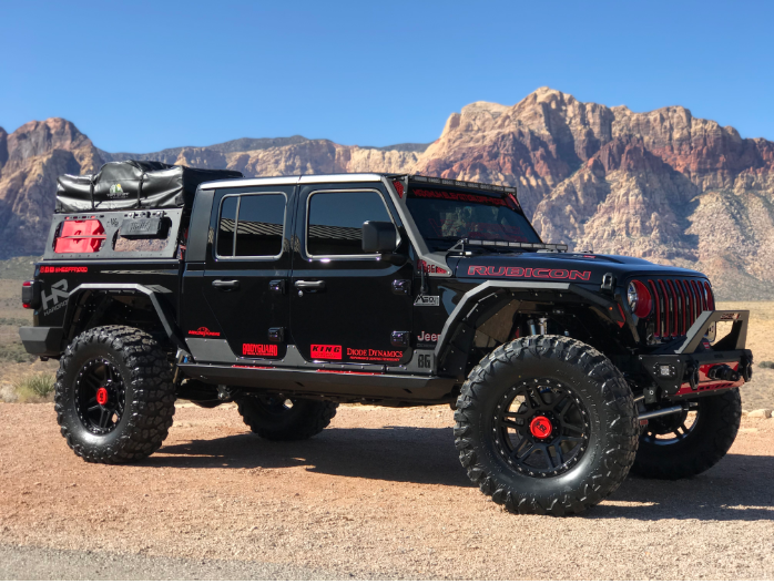 Gladiators Built By Maximum Elevation Jeep Gladiator Dream Cars
