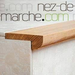 Nez De Marche Profile Bois Marche D Escalier Escalier Carrele Finition De Marche Chene Ou Hetre