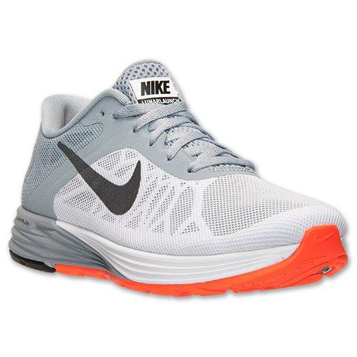 5f98078abd8 ... denmark womens nike lunarlaunch running shoes finish line white black  light magnet grey 75b75 c3ae1