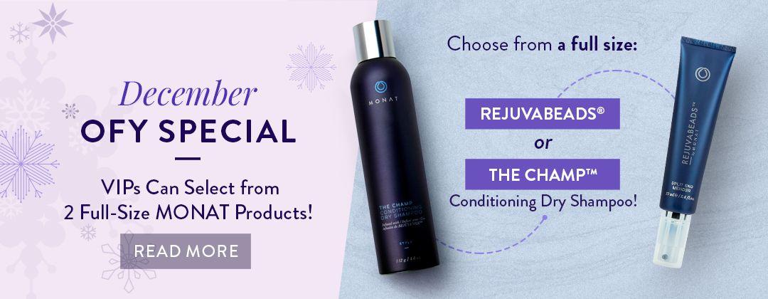 Pm Banner Ofy Bonus Vibe Banner Monat Favorite Shampoo Dry Shampoo