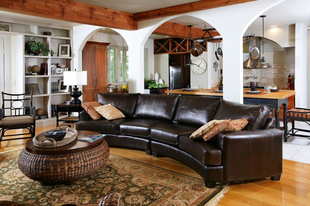 Prime Cream Leather Sectional Living Room Traditional With Arches Unemploymentrelief Wooden Chair Designs For Living Room Unemploymentrelieforg