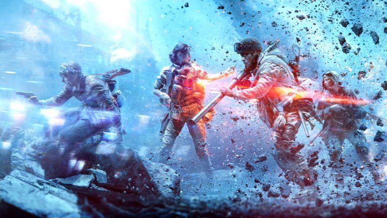 Battlefield V Hd Wallpapers Wallpapers 4k Battlefield 5
