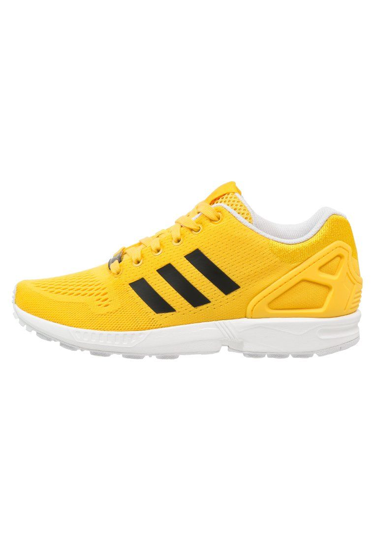 adidas Originals ZX FLUX - Sneakers laag - bold gold/core ...