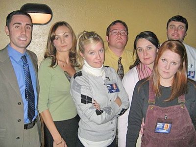 halloween costumes these people did so good dressing up like the office cast - Best Halloween Costumes For The Office