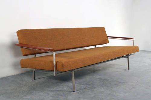 VINTAGE Slaapbank sofa Rob Parry retro design Gelderland