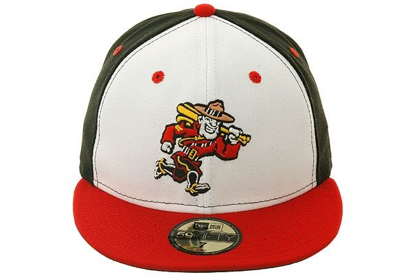 The Clink Room RL2 Vancouver Canadians Fitted Hat
