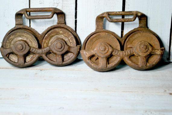 Sliding Barn Door Hardware Cast Iron Roller Myers Sure Grip 1800 S Farm Equipment
