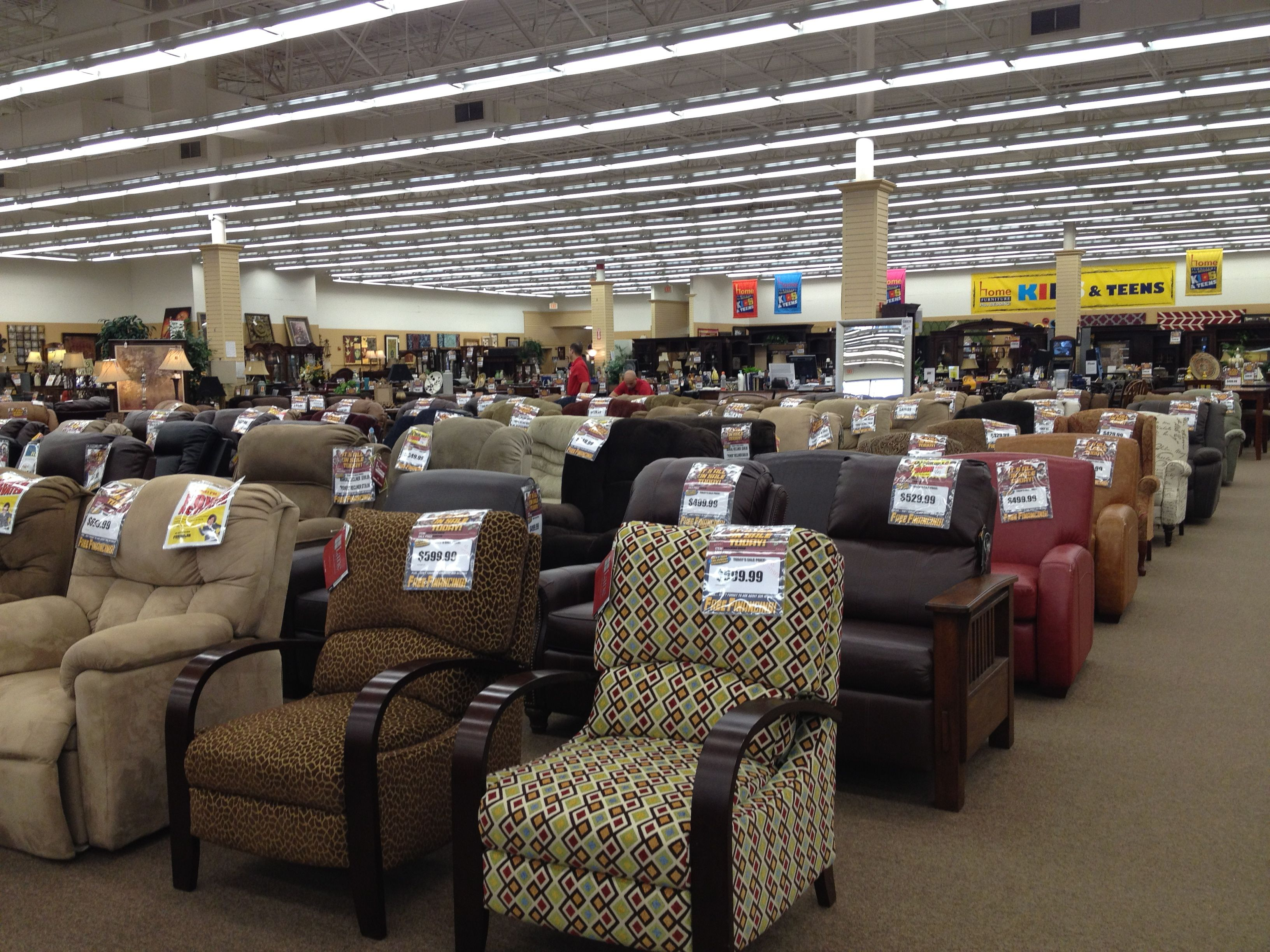 Recliners galore! All styles, all sizes! Recliner, Home