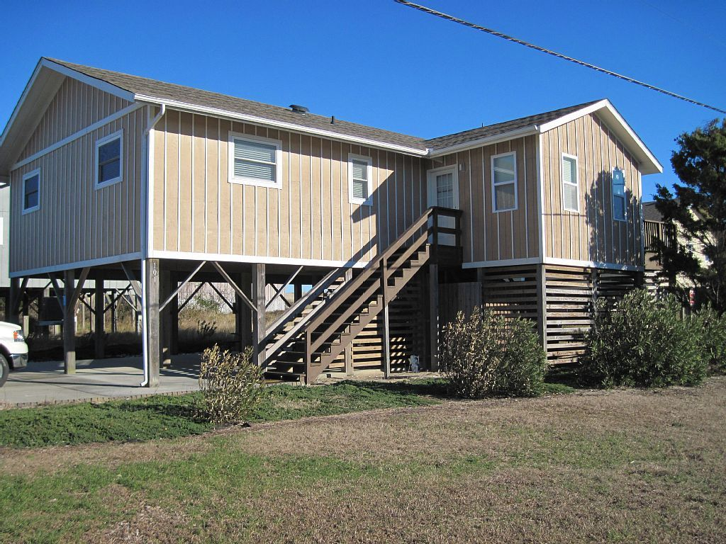 House vacation rental in Nags Head from VRBO.com! #vacation #rental #travel #vrbo