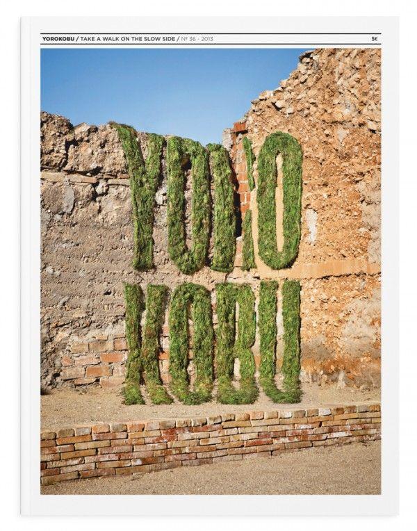 www.yorokobu.es - Creatividad, innovación, reflexión y humor con un toque slow.