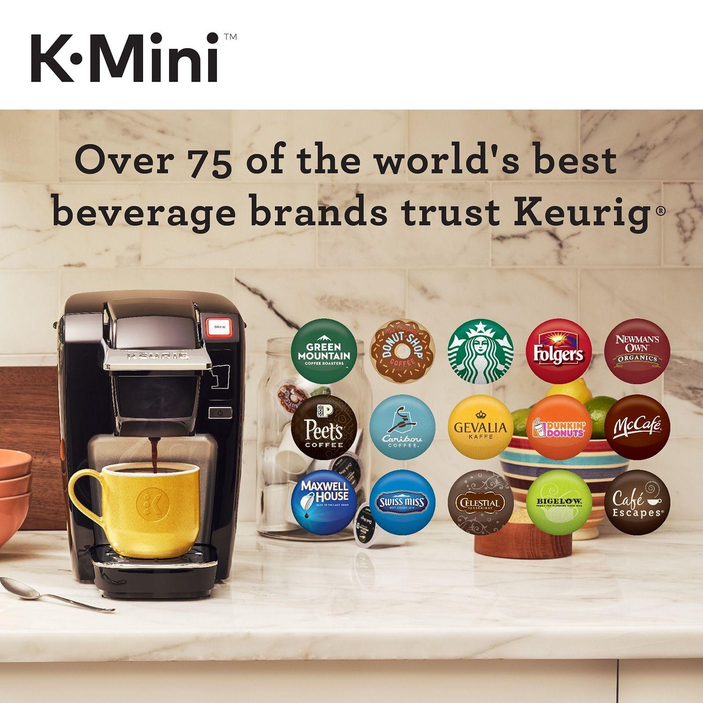 Keurig? KMini? K15 SingleServe KCup? Pod Coffee Maker