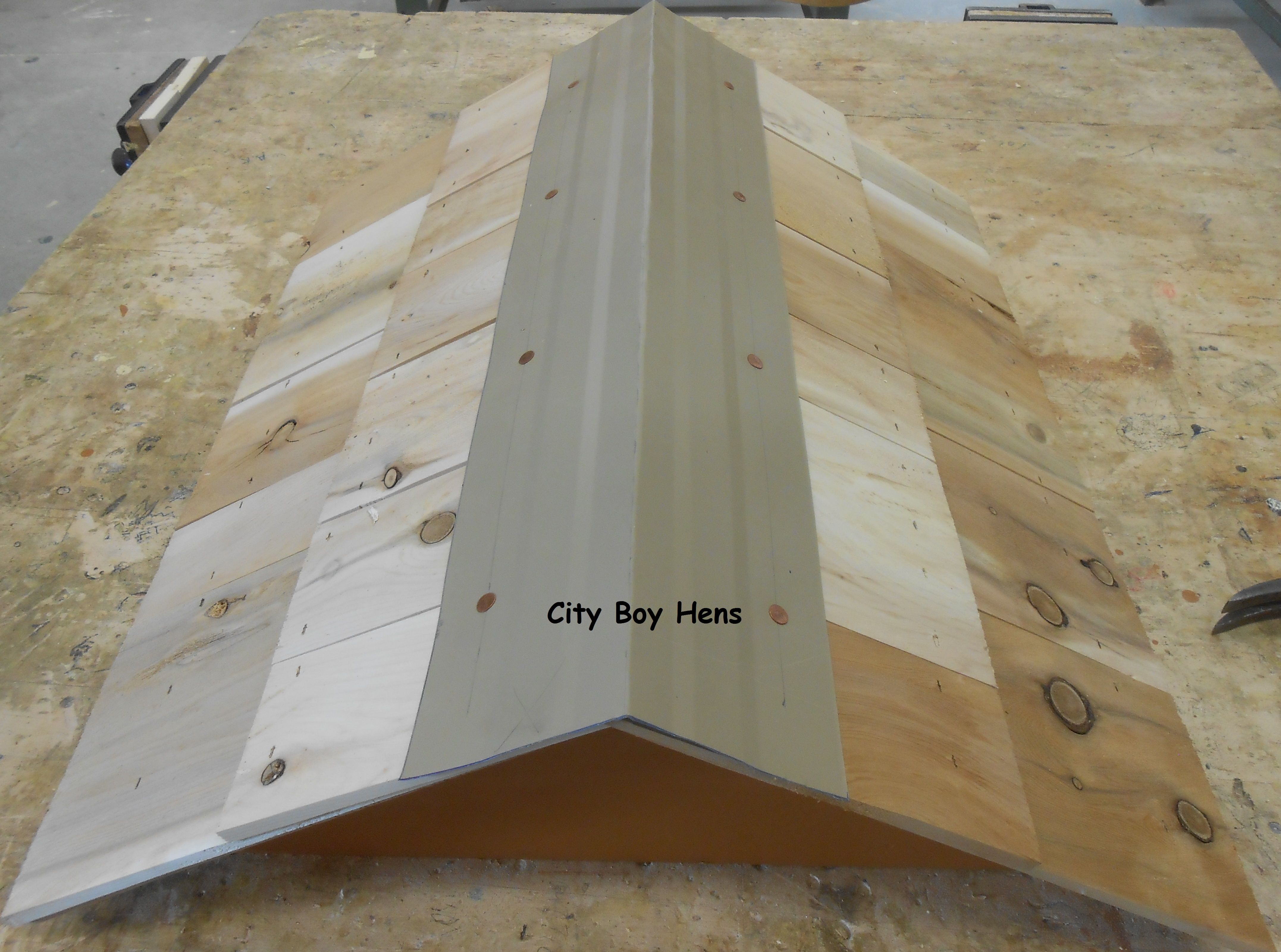 Bon Instructions For How To Make A Gabled Roof For Your Beehive. This Could Be  Used. Bee EquipmentTop Bar ...