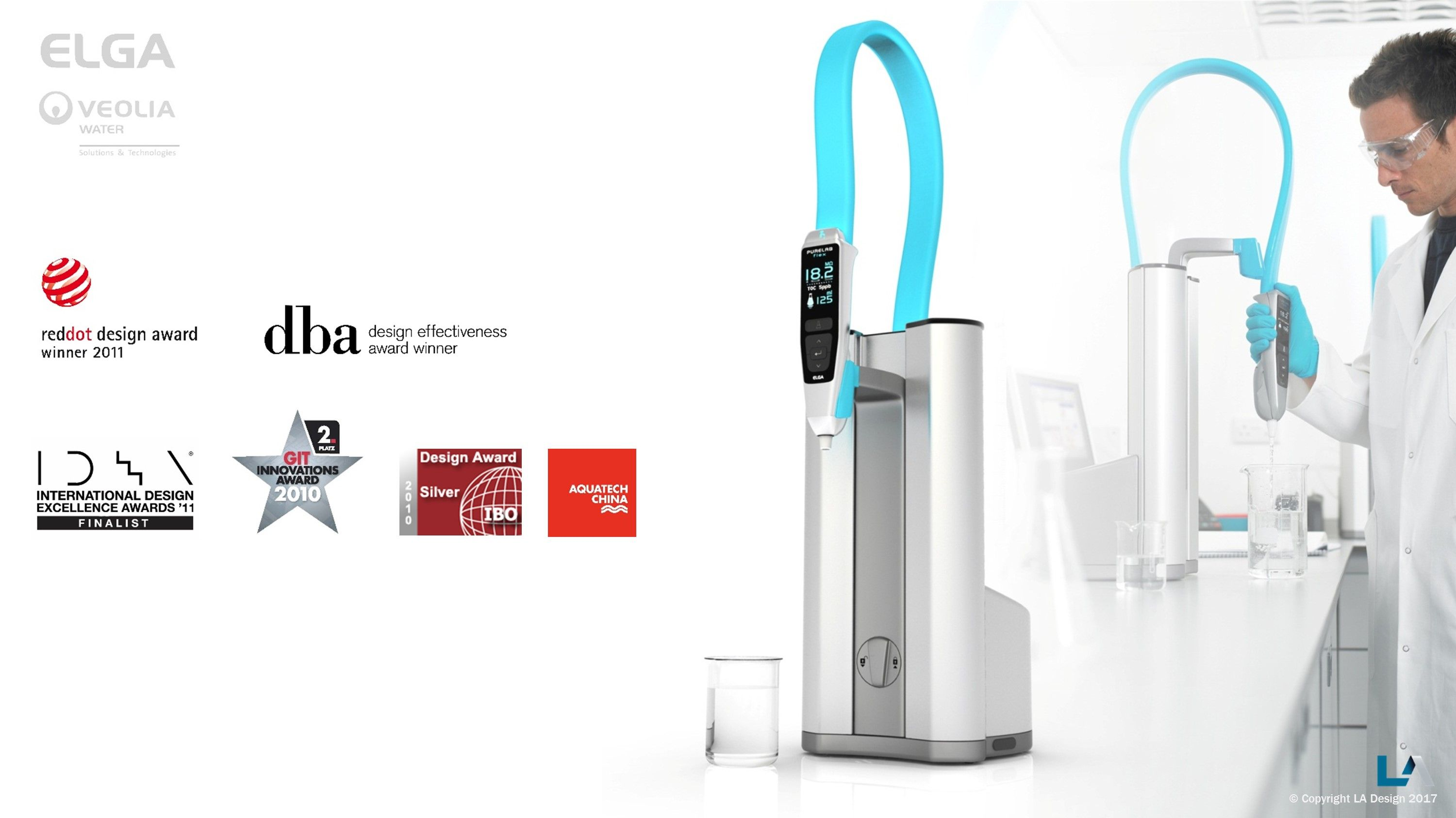 Purelab Flex La Has Built Up A Strong Relationship With Elga Over A Number Of Years Based On The Roi Coming From G Industrial Design Engineering Design Design