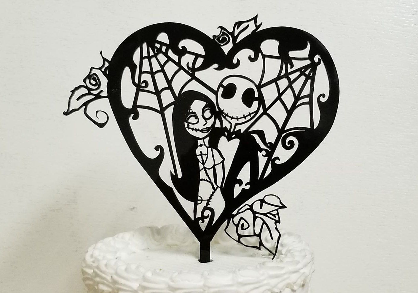 jack and sally nightmare before christmas simply meant