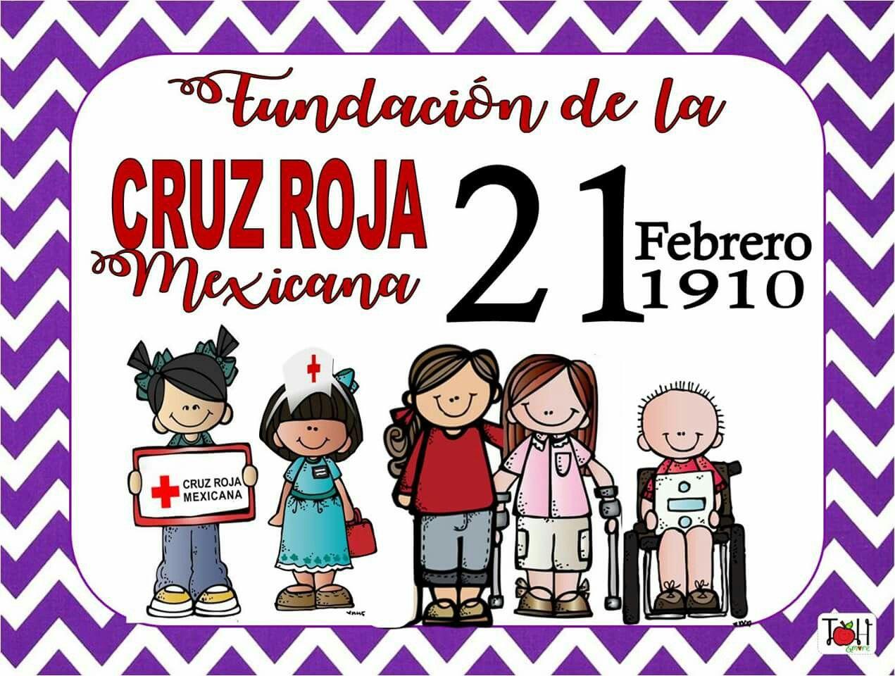 Imagen Sobre Cruz Roja Mexicana De Emangela Garay En Murales